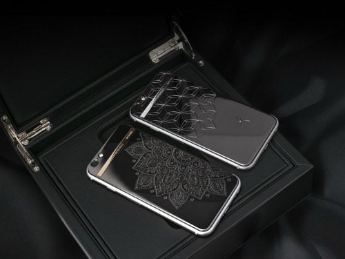 he lo anh iphone 7 gresso cao cap danh cho phai dep hinh anh 1
