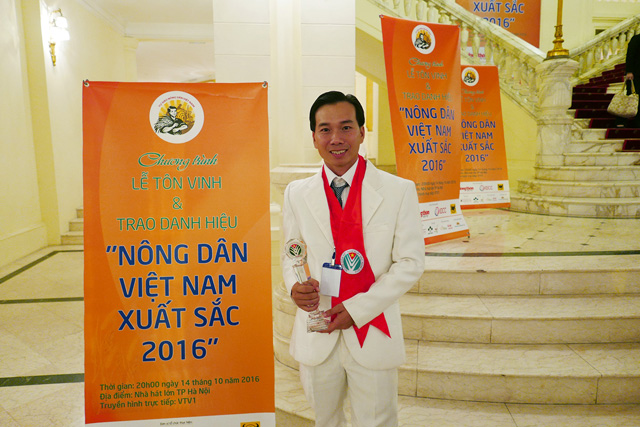 anh: toan canh le ton vinh tu hao nong dan viet nam 2016 hinh anh 15