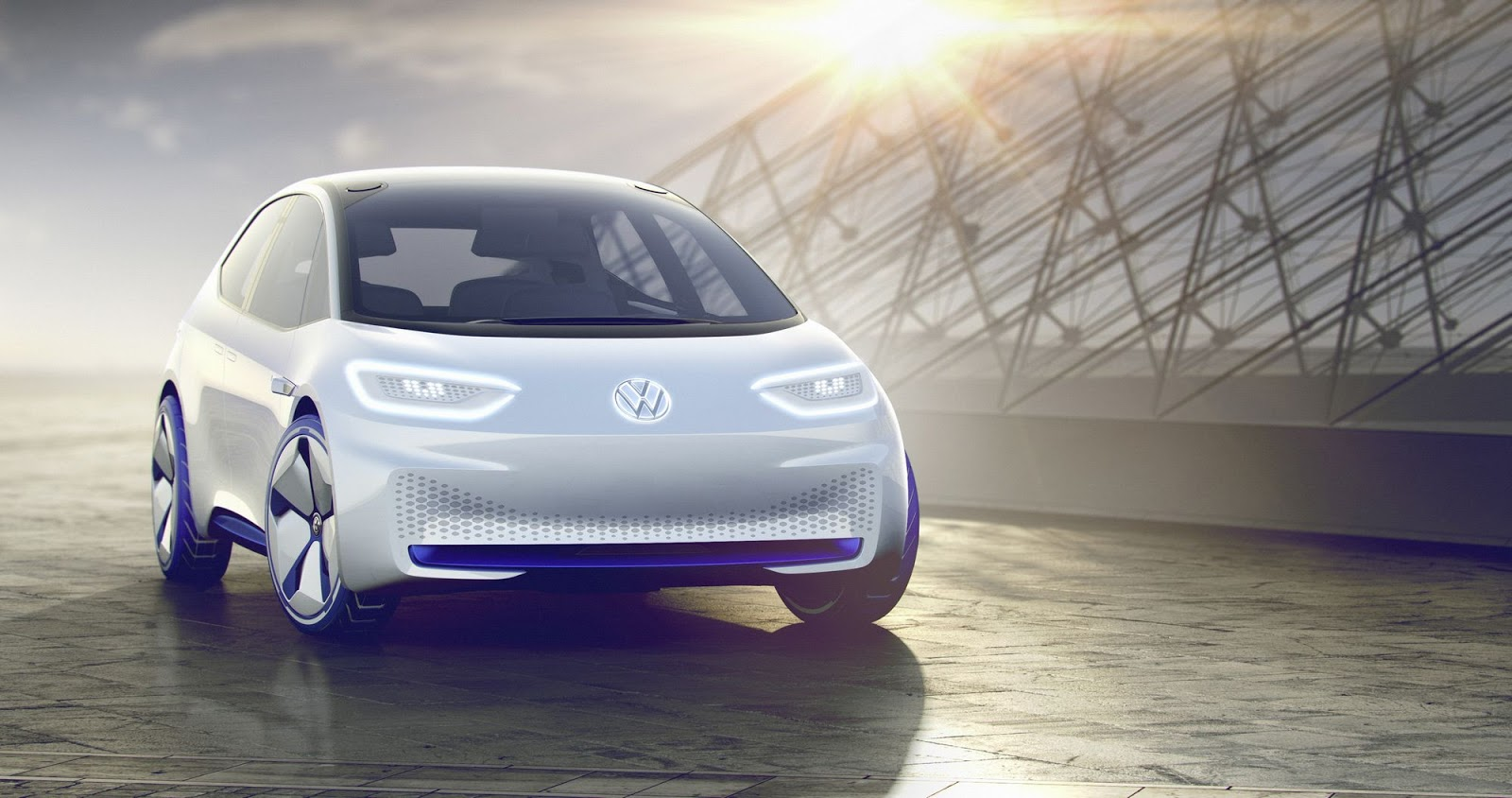"""volkswagen ham vong tro thanh """"ke thong tri"""" thi truong xe dien hinh anh 1"""