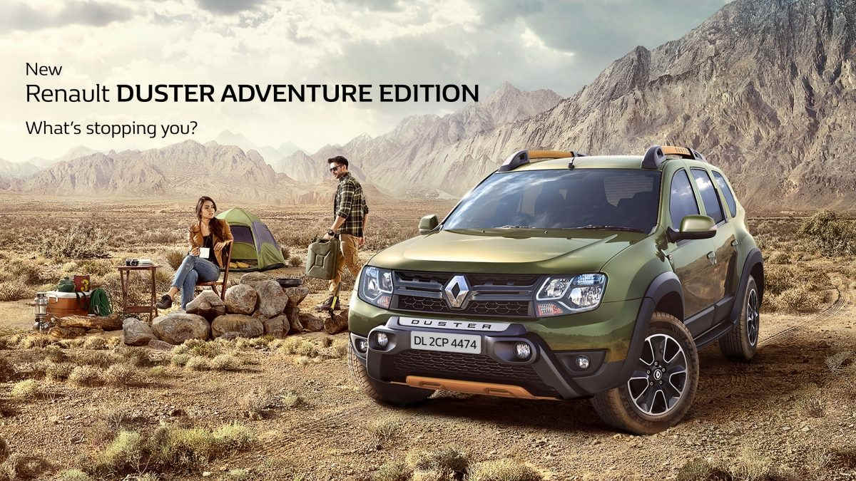 "ve ""ham ho"" cua renault duster adventure edition hinh anh 1"