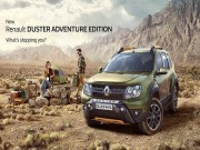 "o to - Xe may - Ve ""ham ho"" cua Renault Duster Adventure Edition"