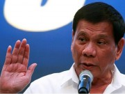 """Tong thong Duterte: """"Chi Trung Quoc moi co the giup duoc Philippines"""""""