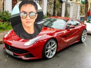 "o to - Xe may - Ferrari F12 Berlinetta gia gan 20 ty da ve tay Cuong ""do-la"""