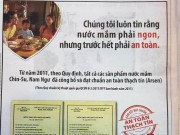 Nghi van co ban tay truyen thong trong cuoc chien nuoc mam