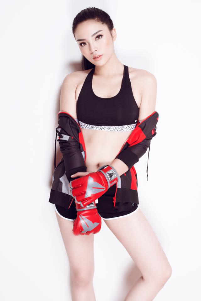 ky duyen goi cam, nuot na tap gym khien fan me met hinh anh 2