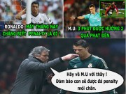 "The thao - HaU TRuoNG (21.10): Mourinho dung penalty ""du do"" Ronaldo"