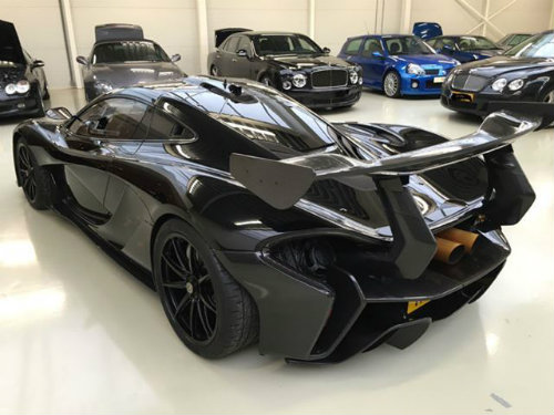 chi tiet mclaren p1 gtr gia chat 97 ty dong hinh anh 2