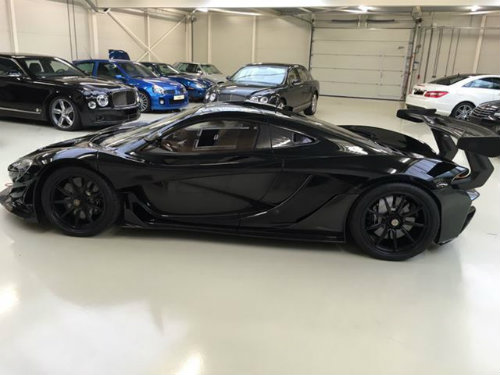 chi tiet mclaren p1 gtr gia chat 97 ty dong hinh anh 4