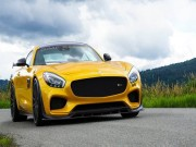"o to - Xe may - Ngam phien ban Dime Racing Mercedes-AMG GT ""manh me nhat"""