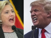 "The gioi - Bau cu My: Trump to ""quy ke"" cua Hillary Clinton"