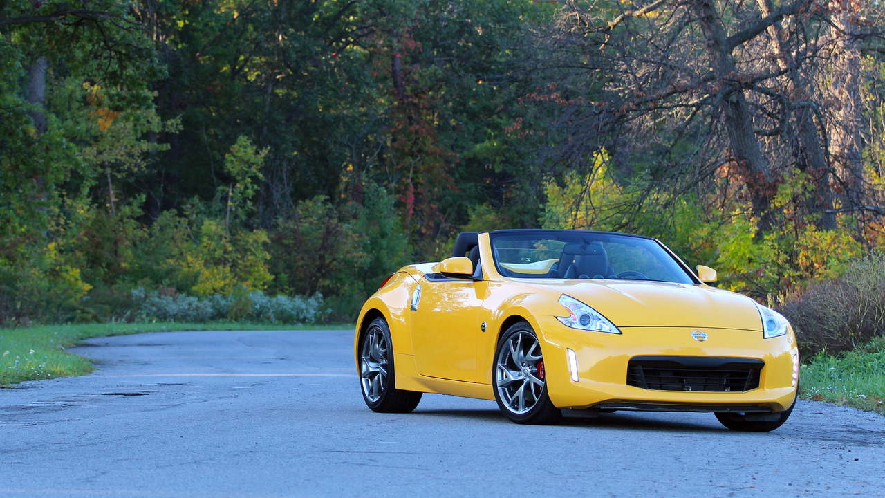 danh gia xe nissan 370z roadster 2017 hinh anh 7