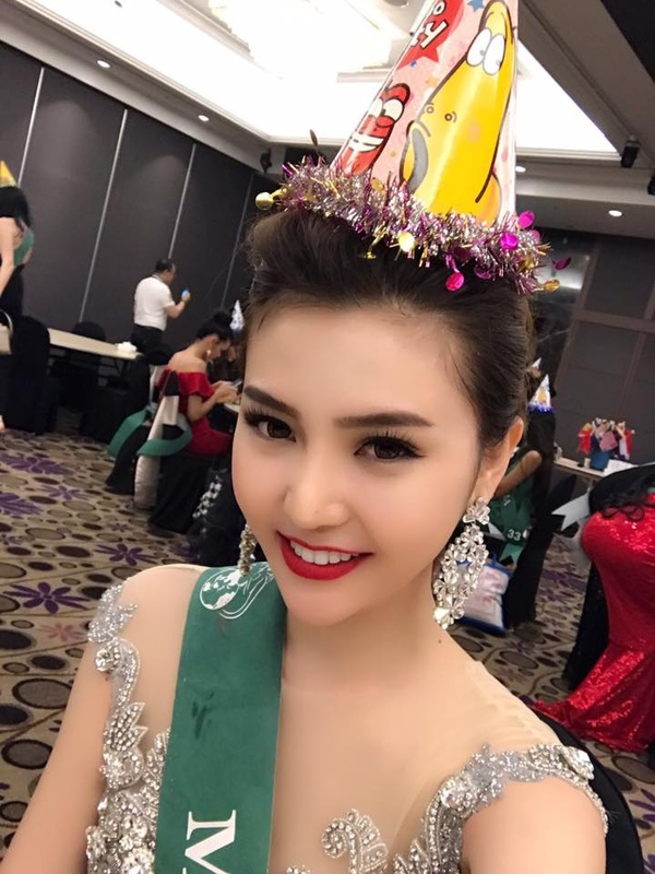 anh hiem cua ngoc duyen truoc khi thi miss global beauty queen 2016 hinh anh 14