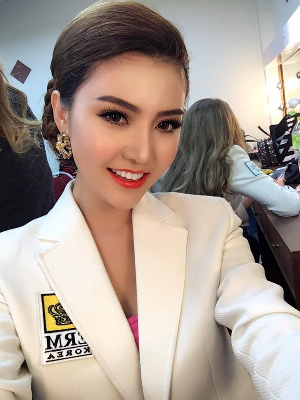 anh hiem cua ngoc duyen truoc khi thi miss global beauty queen 2016 hinh anh 10