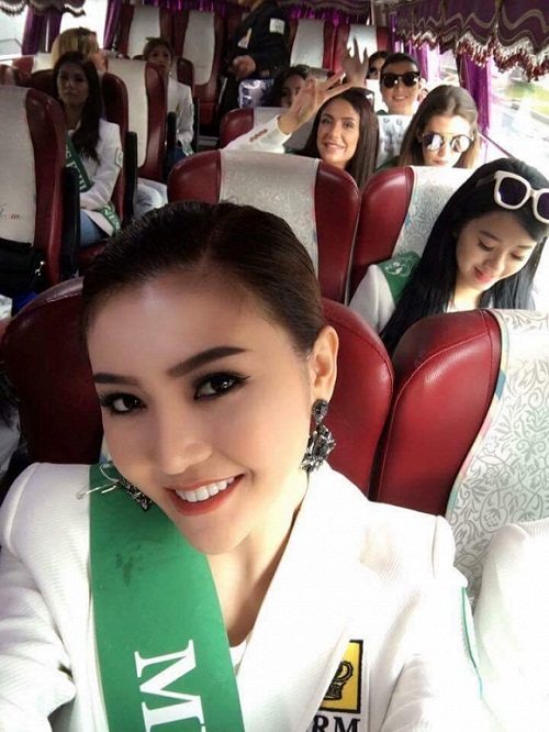 anh hiem cua ngoc duyen truoc khi thi miss global beauty queen 2016 hinh anh 13