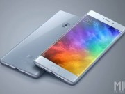 Xiaomi Mi Note 2 man hinh cong, chipset SD 821