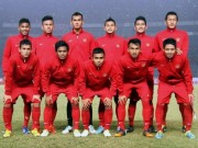 "The thao - U19 Indonesia du World Cup U20: Ve ""tu nhien"" roi… vao dau"