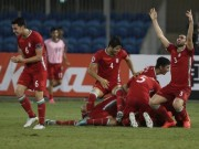 The thao - doat ve du World Cup, HLV U19 Iran cam on thay cu Ronaldo