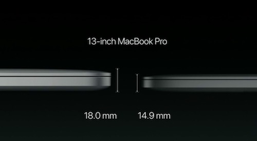 apple trinh lang tuyet pham macbook pro moi voi touch bar hinh anh 7