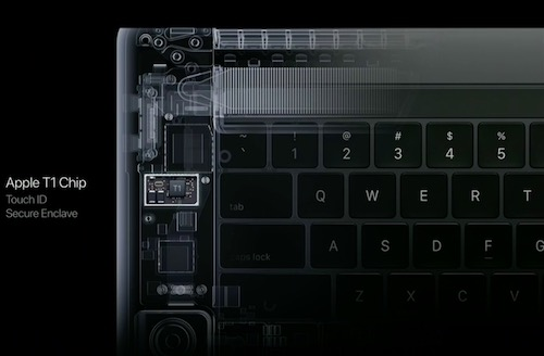apple trinh lang tuyet pham macbook pro moi voi touch bar hinh anh 10