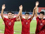 The thao - Muc tieu nao cho U19 Viet Nam o World Cup U20?