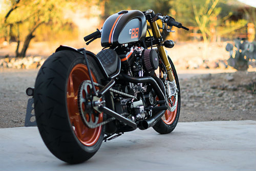 me man xe do 2001 harley davidson sportster-dp customs hinh anh 5