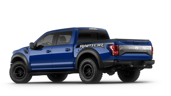 ford f-150 raptor 2017 dat nhat se co gia 72.965 usd hinh anh 2