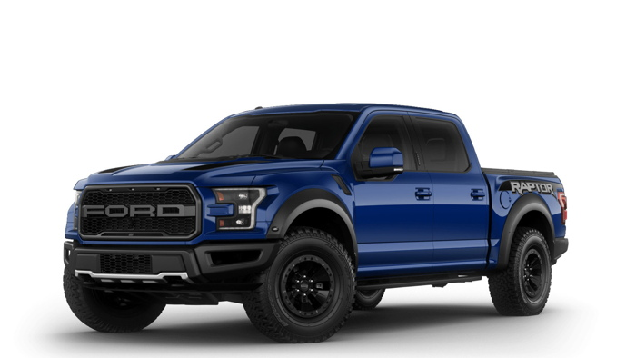 ford f-150 raptor 2017 dat nhat se co gia 72.965 usd hinh anh 1