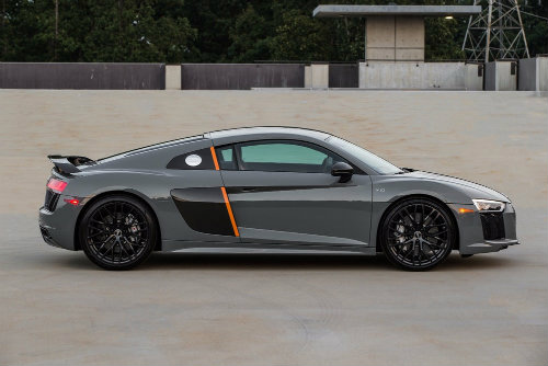 audi r8 v10 plus exclusive edition sieu hiem gia 5,1 ty dong hinh anh 1