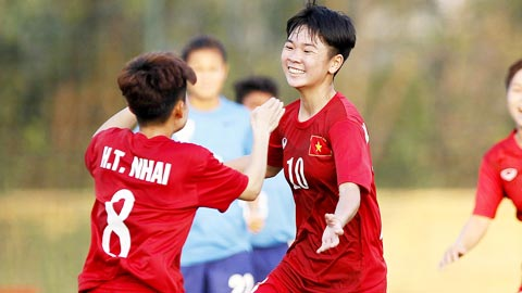 gianh ve du u19 chau a, dt u19 nu viet nam khong co thuong hinh anh 1