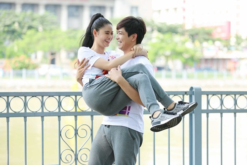 pham huong khoe vong eo con kien hinh anh 8