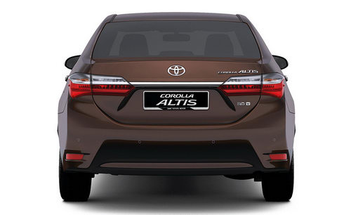 chi tiet toyota altis moi sap ve viet nam hinh anh 2