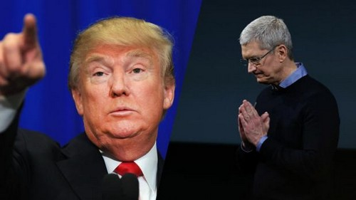 iphone 8 co the dat them 50 usd duoi thoi donald trump hinh anh 1