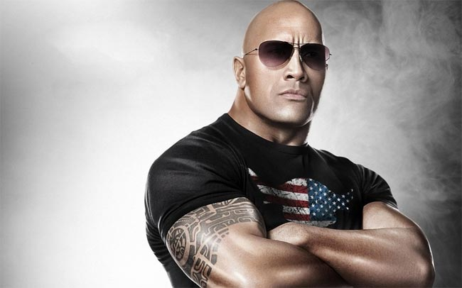 """nam than"" the rock so huu co bap sexy nhat the gioi hinh anh 3"
