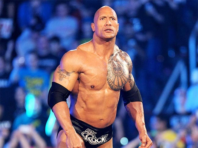 """nam than"" the rock so huu co bap sexy nhat the gioi hinh anh 5"