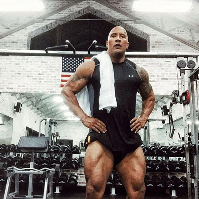 """nam than"" the rock so huu co bap sexy nhat the gioi hinh anh 8"