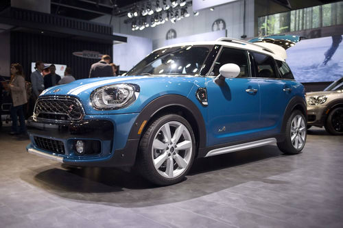 "mini countryman the he moi da khong con ""mini"" hinh anh 1"