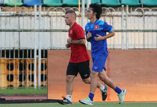 danh sach chinh thuc dt viet nam du aff cup 2016 hinh anh 1