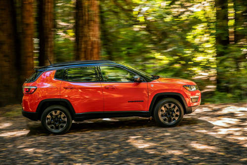 "2017 jeep compass ra mat, thay the ""lao gia"" patriot hinh anh 2"