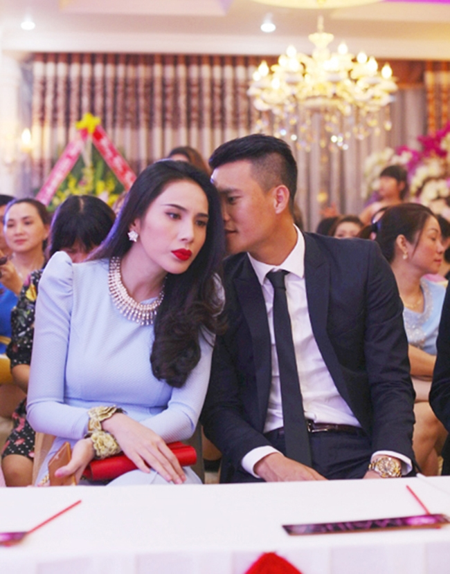 "thuy tien - cong vinh khien nguoi khac ""phat ghen"" nhu the nao? hinh anh 21"