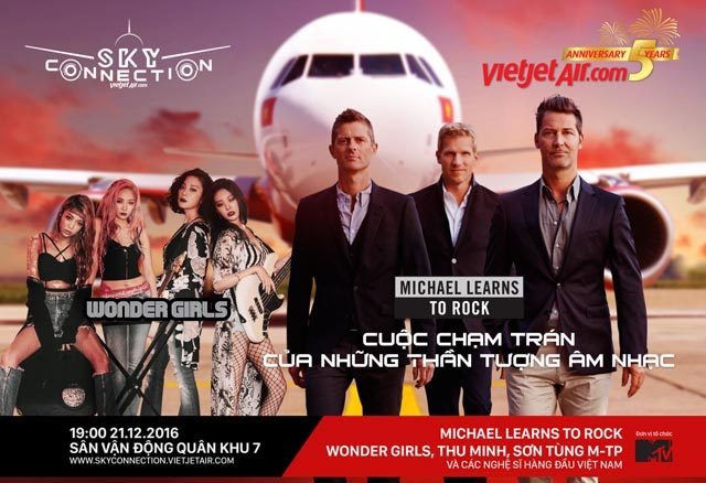 sky connection: cuoc cham tran cua cac than tuong am nhac michael learns to rock & wonder girls hinh anh 1