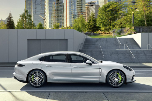 porsche panamera executive: dang cap sedan hang sang hinh anh 2