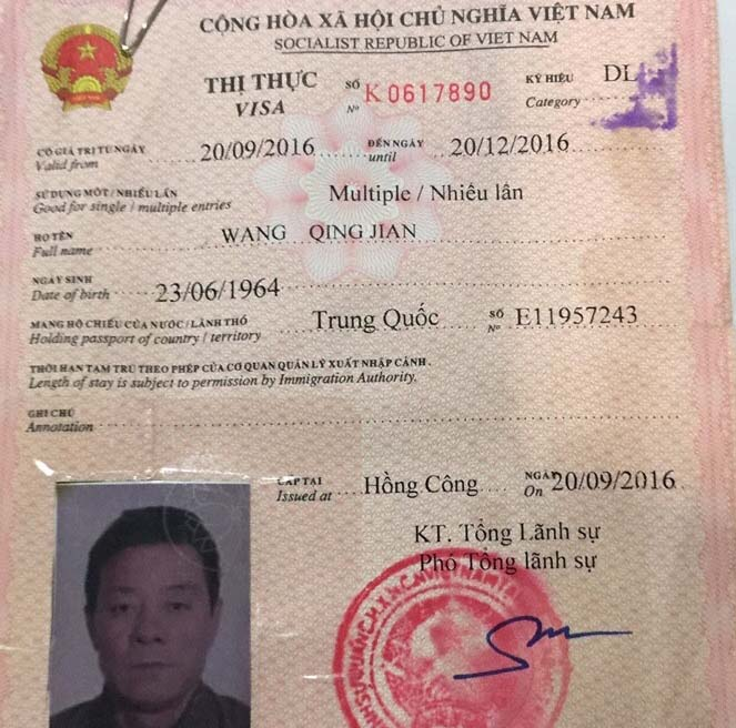 phat hien them hanh khach trung quoc an trom tren may bay hinh anh 1