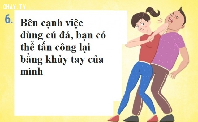 7 ky thuat tu ve co the cuu song ban hinh anh 6