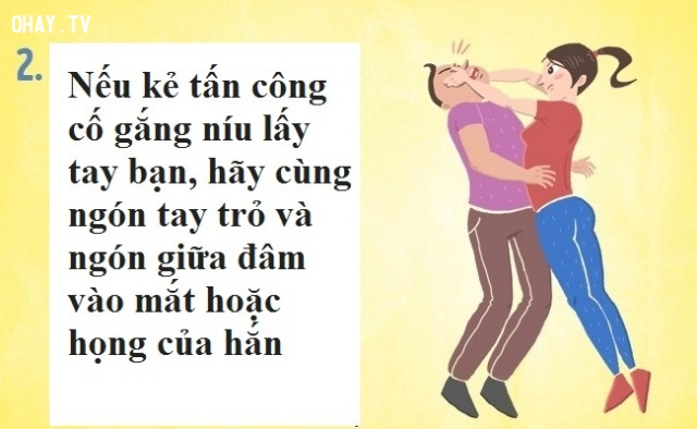 7 ky thuat tu ve co the cuu song ban hinh anh 2