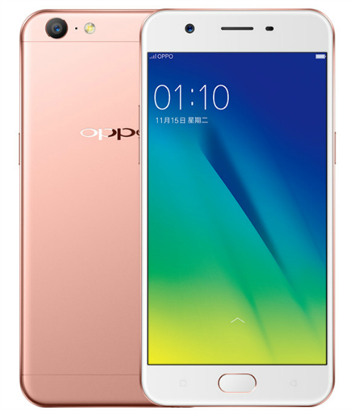 oppo cong bo smartphone tam trung a57, camera truoc 16mp hinh anh 2