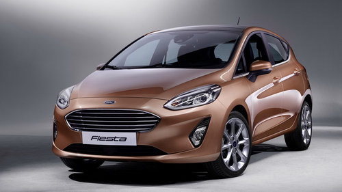 chi tiet 4 bien the ford fiesta 2017 hinh anh 1