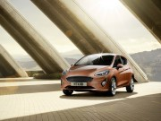 Chi tiet 4 bien the Ford Fiesta 2017