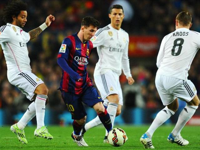 link xem truc tiep barcelona vs real madrid hinh anh 1