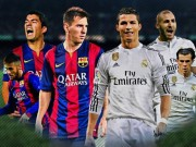 The thao - Phan tich ty le Barcelona vs Real Madrid (22h15): Tin o khach