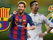 The thao - Link xem truc tiep Barcelona vs Real Madrid